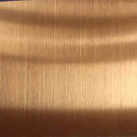 Inox xước HL màu đồng