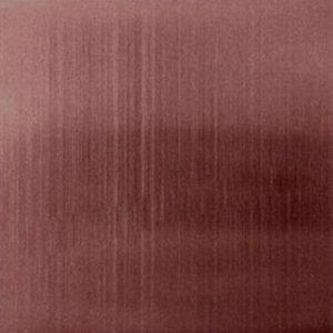 Inox xước màu vang đỏ